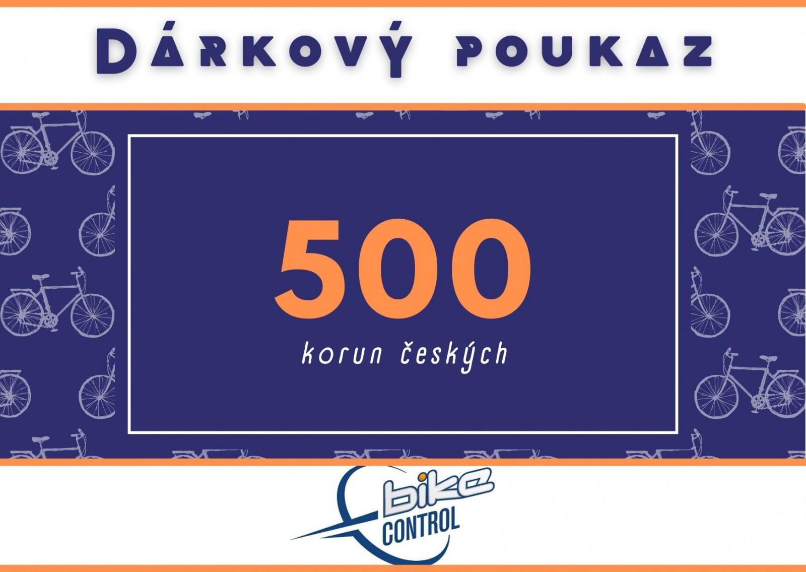 bf000da29af Dárkový poukaz 500Kč