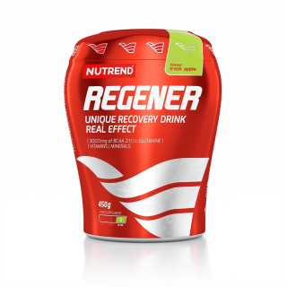 Nutrend Regener 450gr fresh apple