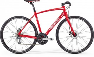 MERIDA SPEEDER 100 Matt Red 2016