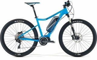 MERIDA BIG.SEVEN e-Lite 600 Matt Blue 2016