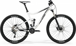 MERIDA ONE-TWENTY 600 Pearl White 2017