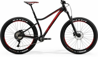 MERIDA BIG.TRAIL 700 black 2018