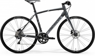 MERIDA SPEEDER 500 Matt dark grey 2018