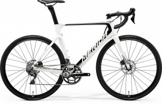 MERIDA REACTO DISC 5000 Pearl white 2018
