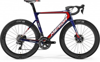MERIDA REACTO DISC Team-E Dark blue 2018