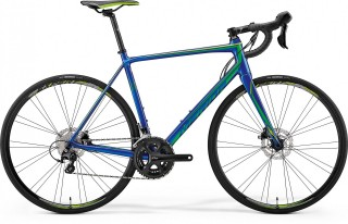 MERIDA SCULTURA DISC 400 Blue 2018