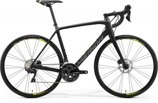 MERIDA SCULTURA DISC 4000 Black 2019