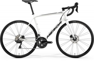 MERIDA SCULTURA DISC 400 White/Black 2019