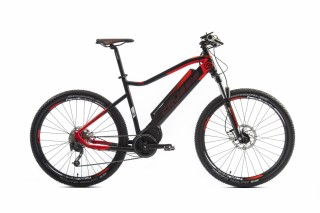 CRUSSIS E-ATLAND 7.4-S Black/Red 2019