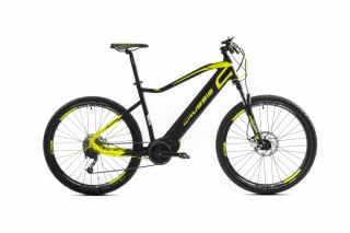 CRUSSIS E-ATLAND 9.4 Black/Yellow 2019