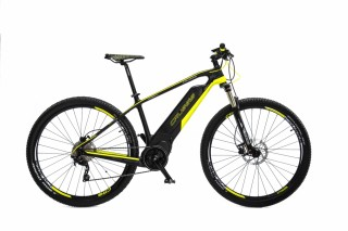 CRUSSIS E-CARBON C.1 Black/Yellow 2019