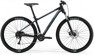 MERIDA BIG.NINE 200 Matt Black/Blue 2019
