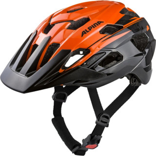 přilba ALPINA Anzana black/orange 2019
