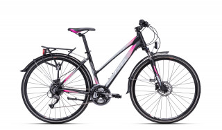 CTM Bora 2.0 Trek 2020 matt black/pink