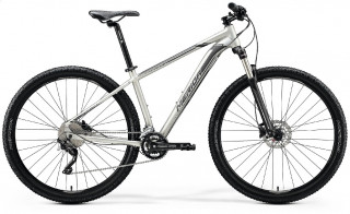 MERIDA BIG.SEVEN 80 2020 matt titan/silver