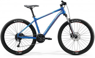 MERIDA BIG.SEVEN 100 2020 glossy blue/red