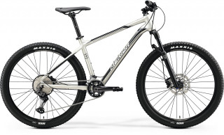 MERIDA BIG.SEVEN XT2 2020 matt titan/glossy black