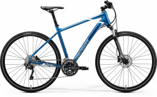 MERIDA CROSSWAY 500 2020 silk light blue/white