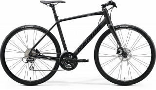 MERIDA SPEEDER 100 2020 matt black/glossy black