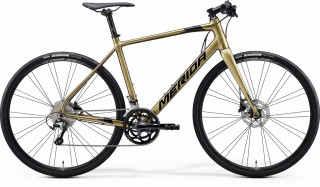 MERIDA SPEEDER 300 2020 shiny gold/black