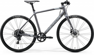MERIDA SPEEDER LIMITED 2020 matt anthracite/glossy silver