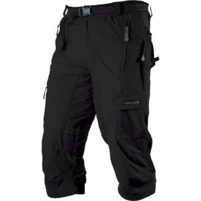 f649ad1acd8 Pánské volné kalhoty Endura Hummvee 3 4 s vložkou- černé - E8024 ...